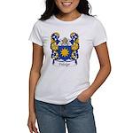 Fidalgo Family Crest Women's T-Shirt