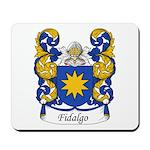 Fidalgo Family Crest Mousepad