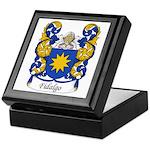 Fidalgo Family Crest Keepsake Box