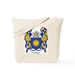 Fidalgo Family Crest Tote Bag