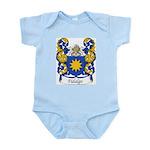 Fidalgo Family Crest Infant Creeper