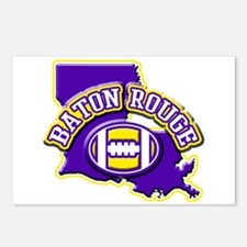 Baton Rouge Football Postcards (Package of 8)