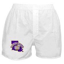 Baton Rouge Football Boxer Shorts