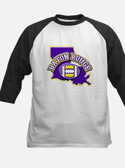 Baton Rouge Football Kids Baseball Jersey