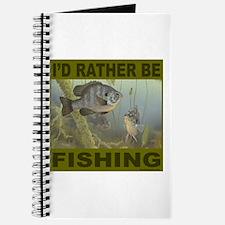 FISHING/FISHERMEN Journal