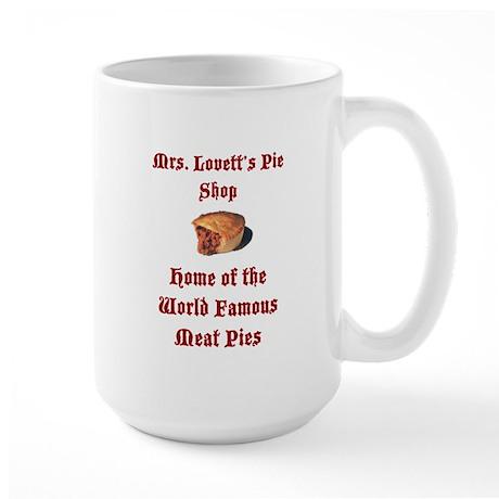 Mrs.Lovett's Pies Large Mug