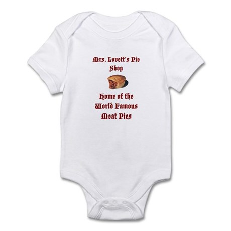 Mrs.Lovett's Pies Infant Bodysuit