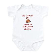 Mrs.Lovett's Pies Infant Bodysuit