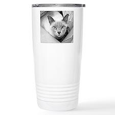 Kuki-Cat Travel Coffee Mug