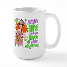 When Life Hands You Limes Mug