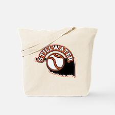 Stillwater Baseball Tote Bag