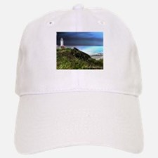 North Head Lighthouse Baseball Baseball Cap