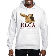 NLCA Logo-Macy Hoodie Sweatshirt