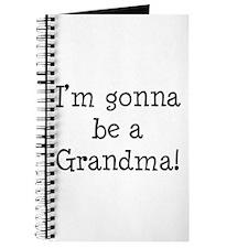 Gonna Be Grandma Journal