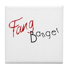 Fangbanger Tile Coaster