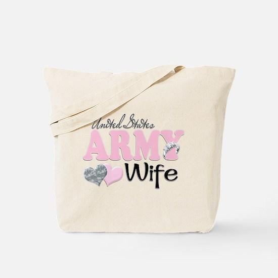 Combat medic wife Tote Bag