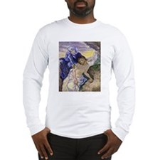 Van Gogh Pieta Long Sleeve T-Shirt