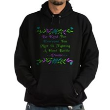 Be Kind Pindar Quote Hoodie