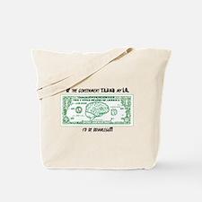 Cute Brainless Tote Bag