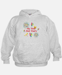 My First New Year's Hoodie