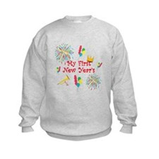 My First New Year's Sweatshirt