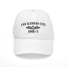 USS KANSAS CITY Baseball Cap
