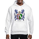 Fontes Family Crest Hooded Sweatshirt