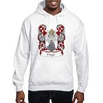 Fraga Family Crest Hooded Sweatshirt