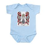 Fraga Family Crest Infant Creeper
