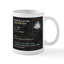Freshly Brewed Coffee Mug