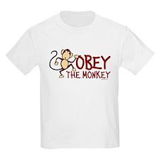 Obey The Monkey T-Shirt
