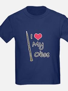 I Love My Oboe T