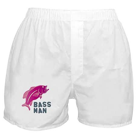 Bass Man Boxer Shorts