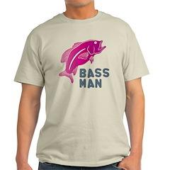 Bass Man Light T-Shirt