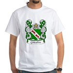 Goncalves Family Crest White T-Shirt