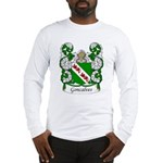 Goncalves Family Crest Long Sleeve T-Shirt
