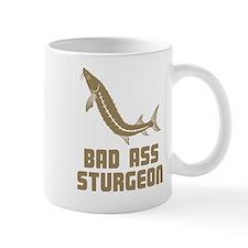 Bad Ass Sturgeon Mug