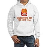 Beer Helping Men Fish Hooded Sweatshirt