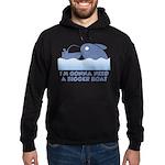 Need A Bigger Boat Hoodie (dark)