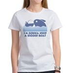 Need A Bigger Boat Women's T-Shirt