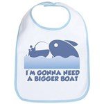 Need A Bigger Boat Bib