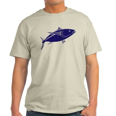 Bluefin Tuna Light T-Shirt
