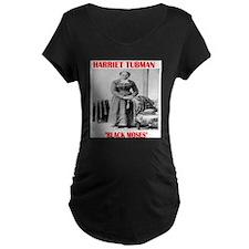 HarrietTubman Maternity T-Shirt