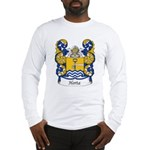 Horta Family Crest Long Sleeve T-Shirt