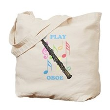 I Play Oboe Tote Bag