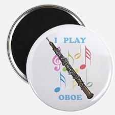 I Play Oboe Magnet