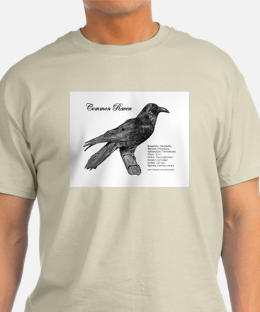 Common Raven - T-Shirt