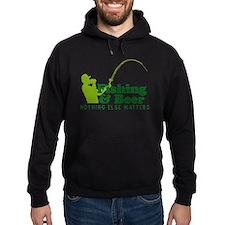 Fishing & Beer Hoody