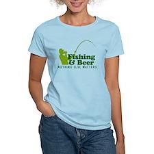 Fishing & Beer T-Shirt