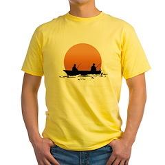 Fishing At Sunset T